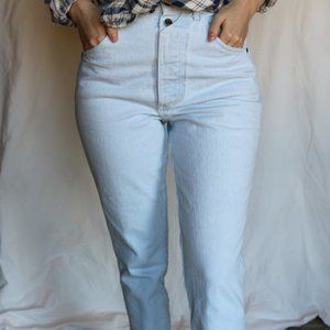 Vintage | High Waisted Chic Mom Jeans